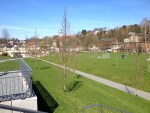 Hofaupark, Blick nach links